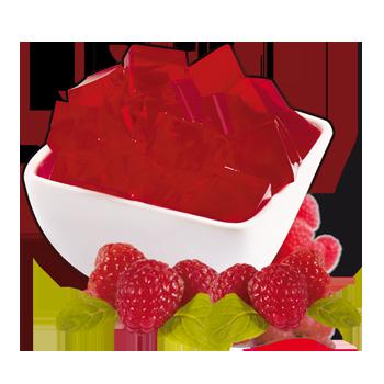 Raspberry-Gelatin-Mix